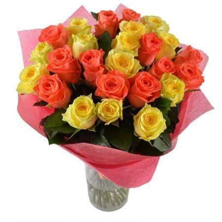Bouquet Bouquet Colors of summer