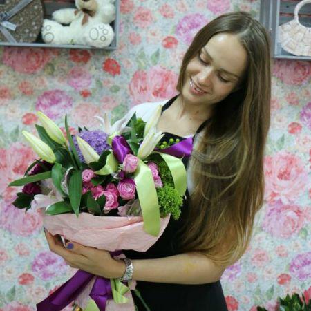 "Product Floristry course: \""Beginner florist\"""
