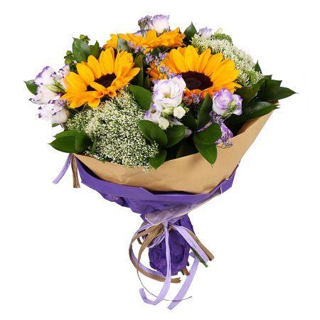 Bouquet Summer symphony