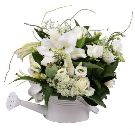 Bouquet Surprise for the gardener