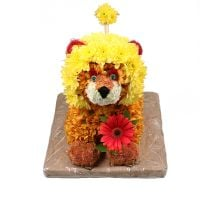 Bouquet Lion