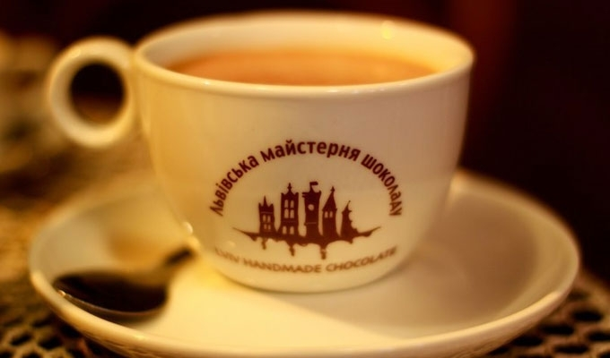 Product Lviv Chocolate Factory