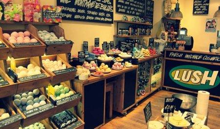 Product Online shop LUSH