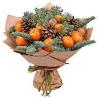 Bouquet Tangerine