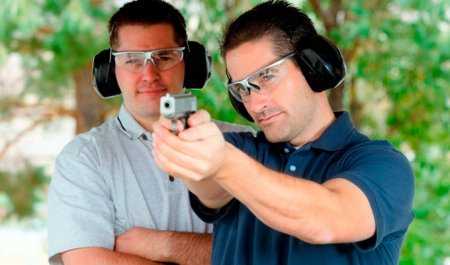 Product Master class on target shooting