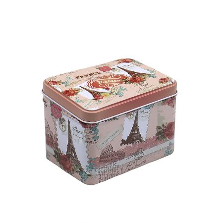 Product Металлическая коробка «Винтаж»