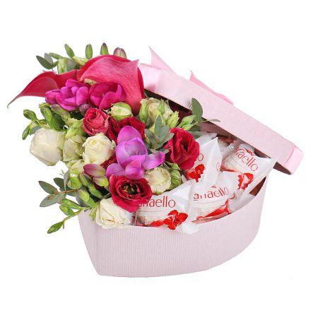 Bouquet Cute flower present