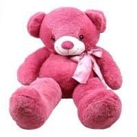 Teddy bear pink 90 cm