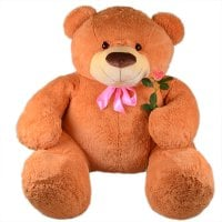 Big red teddy 120 cm