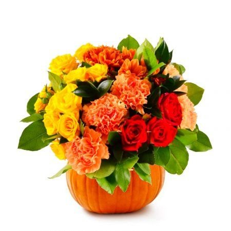 Bouquet Miss Pumpkin