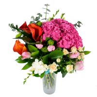Order the most fashionable bouquet - we`re ready for worldwide delivery