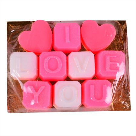 Product Soap I love you