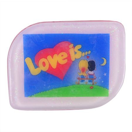Product Soap Love is...
