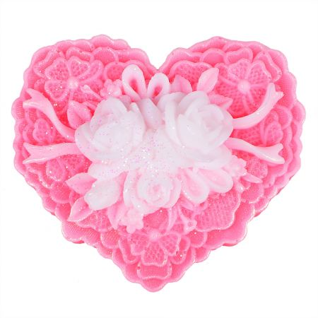 Product Soap heart 1