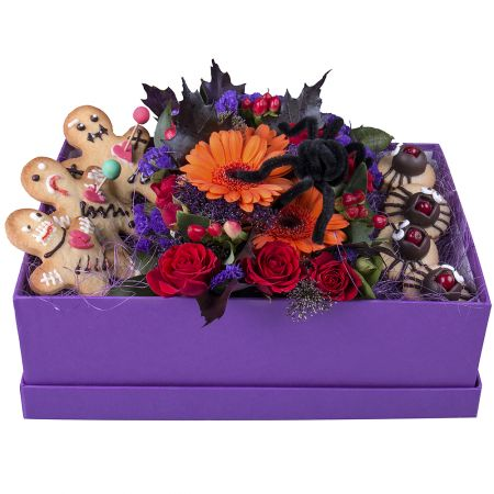Order original gift for Halloween in the online store. With delivery!