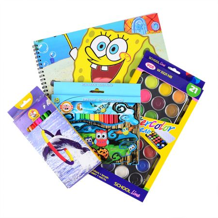 Painting kit for young talents