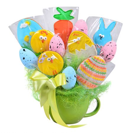 Product Easter set of cookies