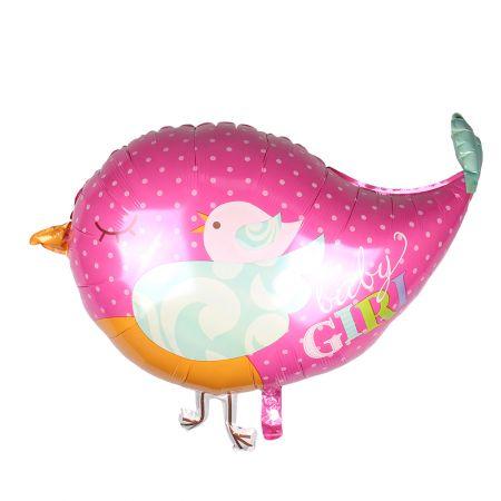 Product Набор воздушных шаров «Baby girl»