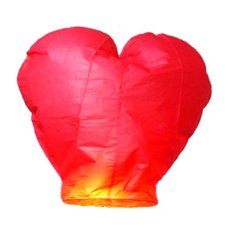 Product Sky lantern Heart