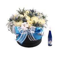 Bouquet Зимняя сказка + commerau castle в подарок
