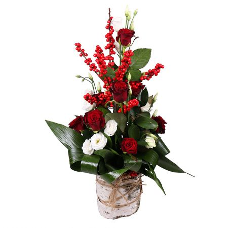 Order the Christmas bouquet in our online shop   UFL