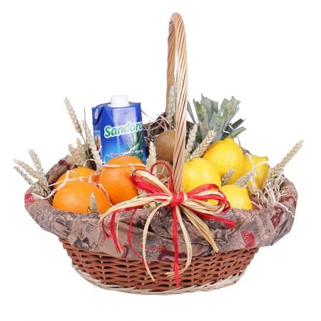 Product Basket Tropics