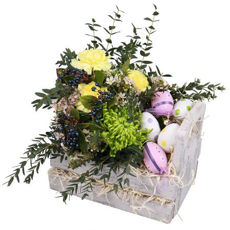 Bouquet Delicate amethyst