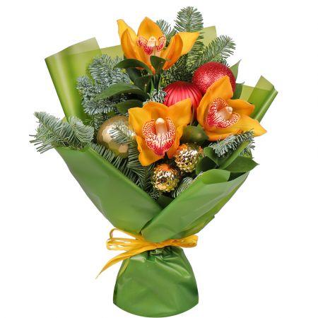 Bouquet Christmas Montpensier