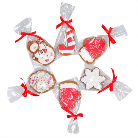 Product Christmas gingerbread cookies