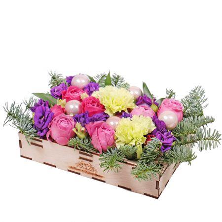Bouquet Christmas MyBox