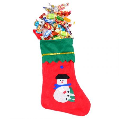 Order delicious Christmas sock with sweets in our online shop. Delivery!