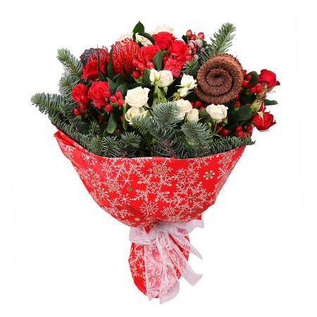 Bouquet Bouquet for Christmas