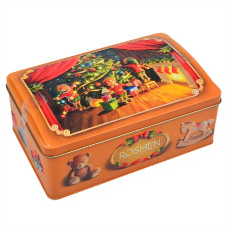 Product New Year\'s box Roshen