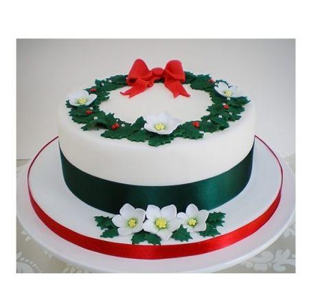 Product Christmas cake «Wreath»