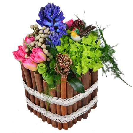 Arrangement 'Forest box' to buy