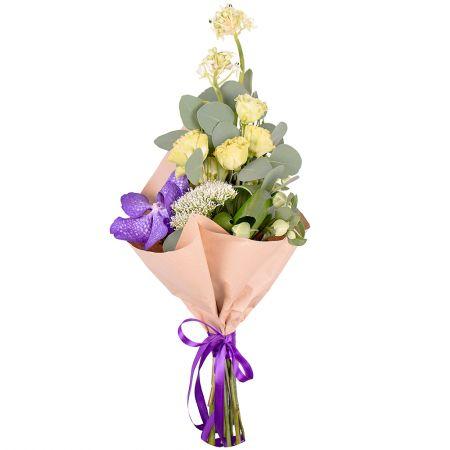 Bouquet Vanda allurement
