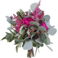 Bouquet Eucalyptus evening