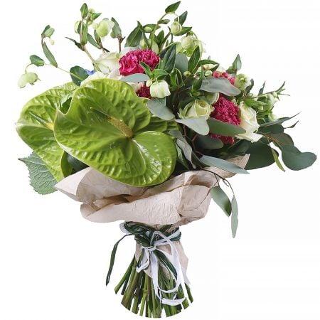 Bouquet Charm Marsala