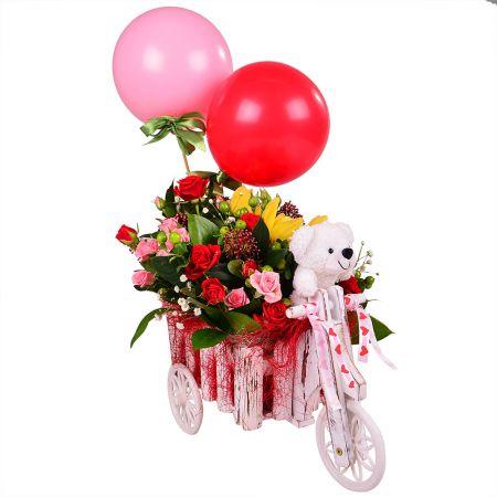 Bouquet Flower fairy