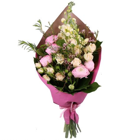 Order a superb bouquet with delivery to chosen city of the country or world.