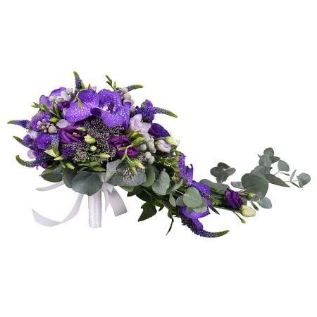 Violetta - flower bouquet for bride be UFL