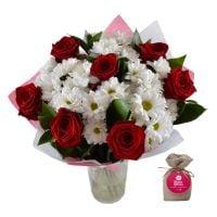 Bouquet Облако любви + Шоколад Happy Day