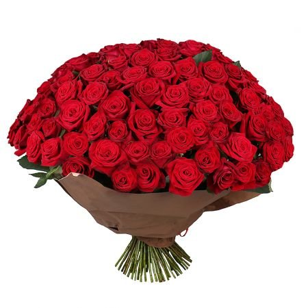 Bouquet Seduction (101 roses)