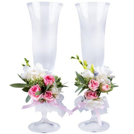 Bouquet Making glasses \