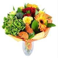 Bouquet Orange summer