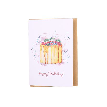 Product Открытка «Happy Birthday»