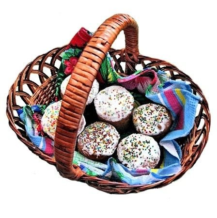 Product Easter Basket