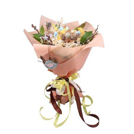 Bouquet Easter compliment