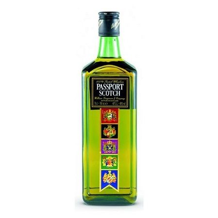 Product Passport Scotch, 0.75 l