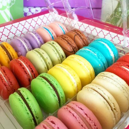 Product Cookies Macaron
